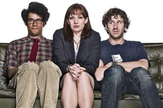 10 ans IT Crowd