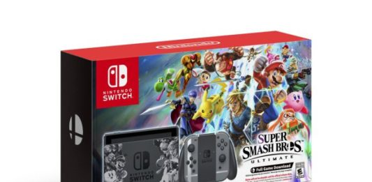 pack switch super smash bros